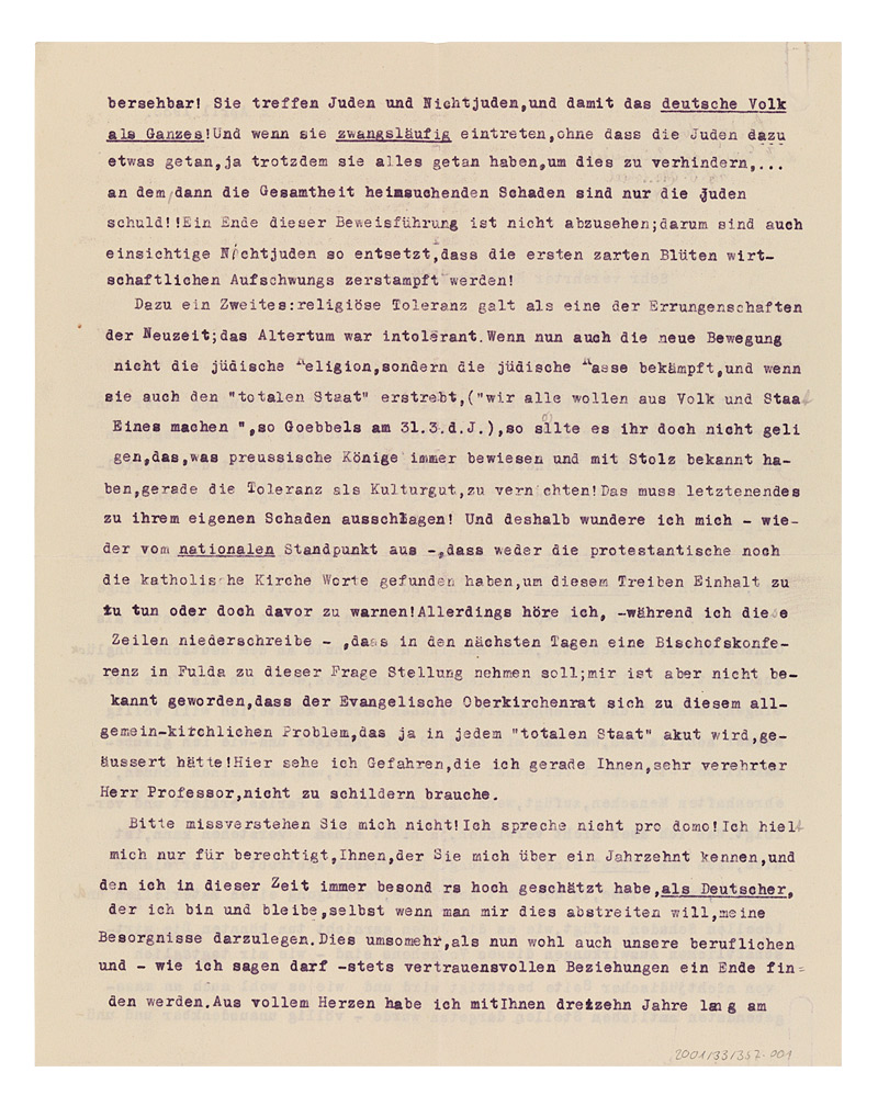Brief Von Otto : Jüdisches museum berlin online schaukasten brief von