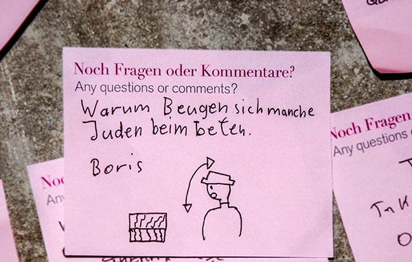 Jewish Museum BerlinQuestion of the Month: - Blogerim בלוגרים