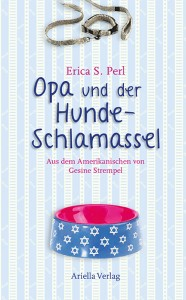 Book cover of the German version