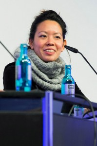 portrait photograph of Khuê Pham