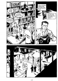 Detail of the Graphic novel, page 129