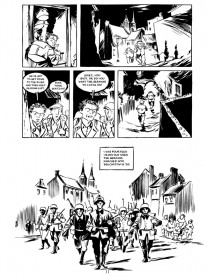 Detail of the Graphic novel, page 11