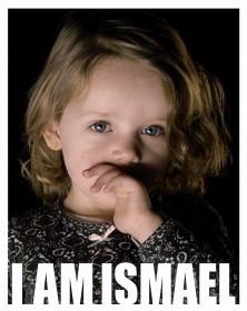 "Portrait of a boy with caption: ""I am Ismael"""