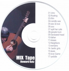 CD of Howard Katz