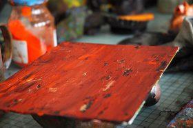 Red oil study in progress