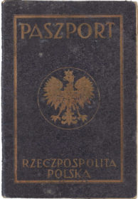 A Polish passport