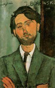 Porträt eines Mannes im Anzug