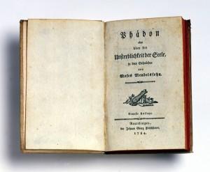 Aufgeschlagenes Buch, Seite der Titelei