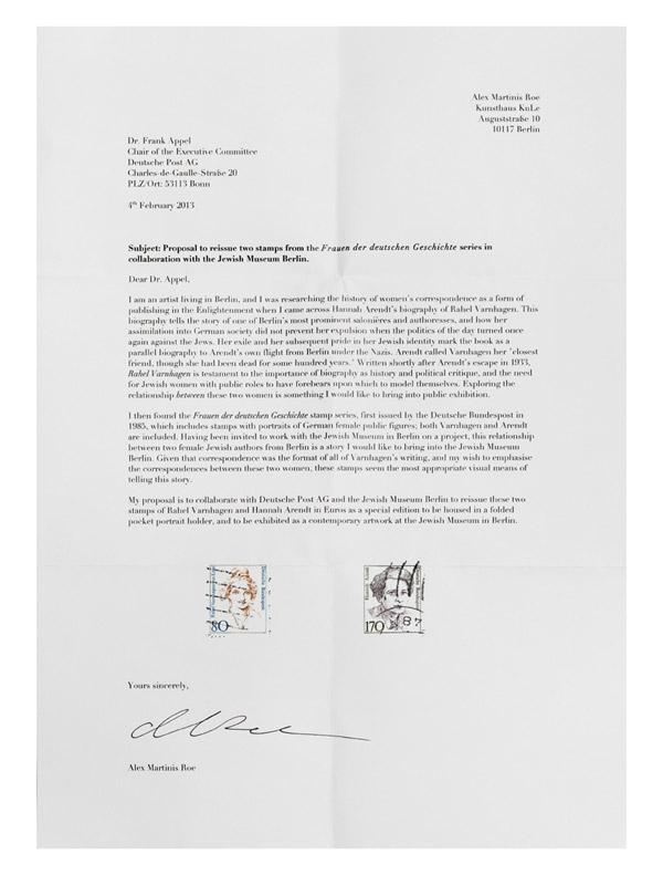Jüdisches Museum Berlinein Brief Aus Dem Museum Blogerim בלוגרים