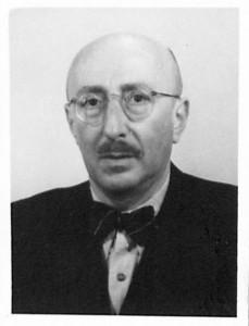 Porträt von Franz Unikover