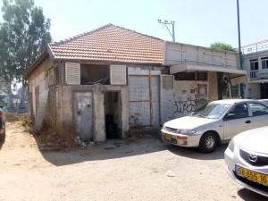 Foto eines verlassenen Studios