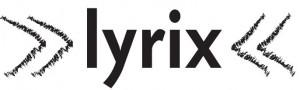 Logo des Wettbewerbs »lyrix«