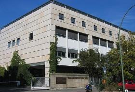 Fotografie eines Gebäudes