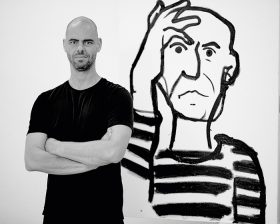 Porträt von Eran Shakine