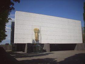 Foto einer Kirche
