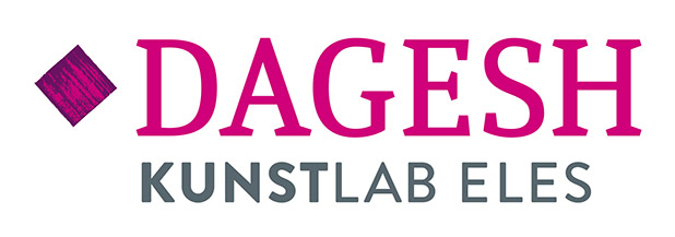 Logo: DAGESH Kunstlab Eles