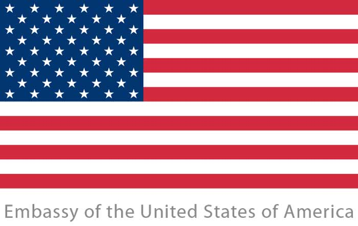 Logo: Embassy of the United States of America/US-Botschaft