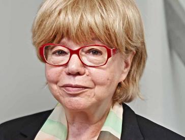 Portraitfoto von Cilly Kugelmann