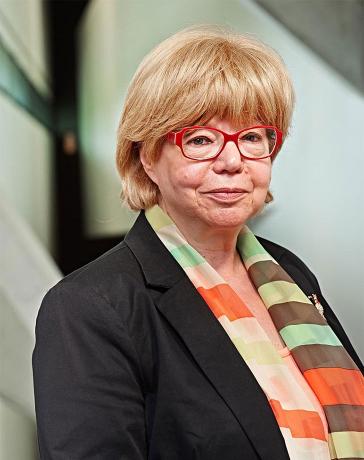 Portrait of Cilly Kugelmann