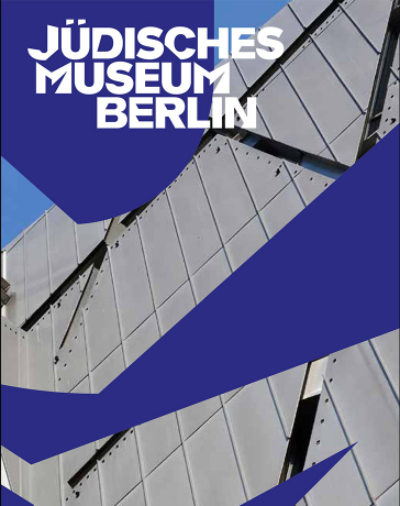 Book cover with detail of the JMB's Libeskind building