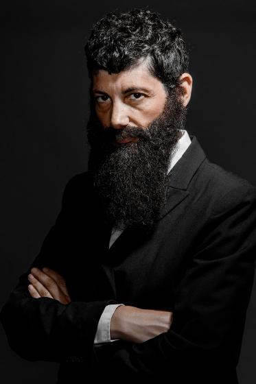 Foto eines Mannes