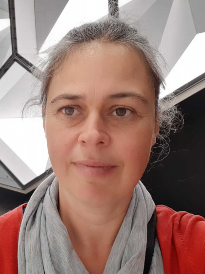 Selfie von Diana Dressel
