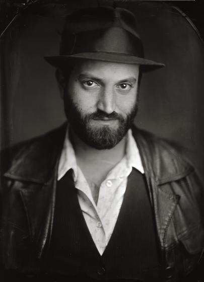 Porträt von Daniel Kahn