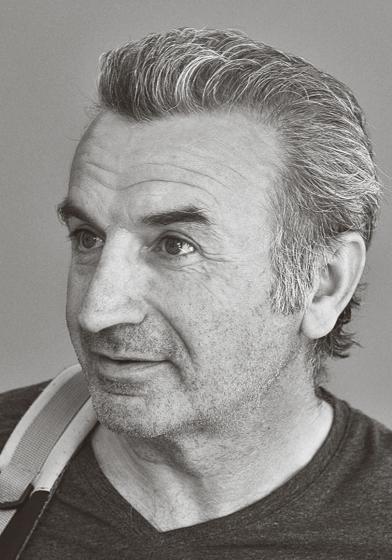 Portrait des Künstlers Norrem