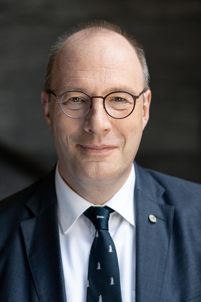 Porträt Christoph Markschies