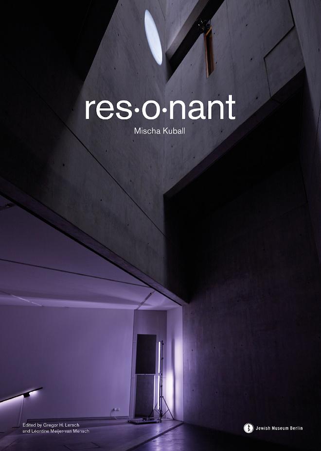 Cover Begleitpublikation zur Ausstellung res.o.nant