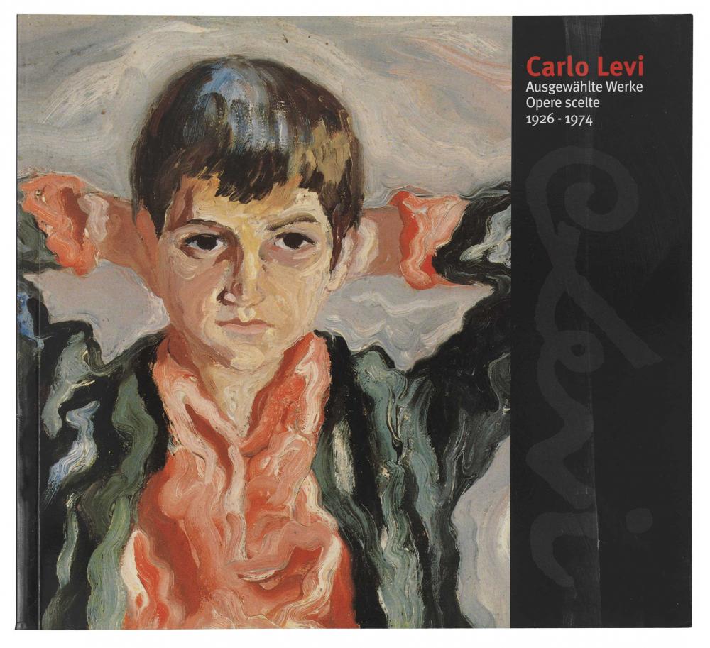"""Cover """"Carlo Levi"""""""