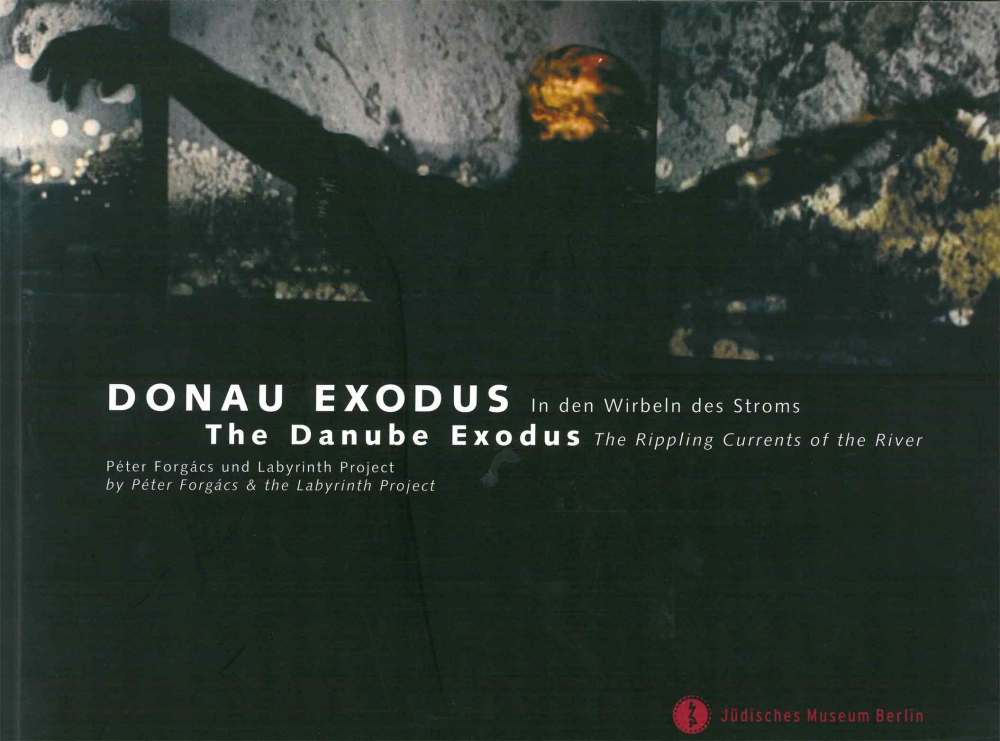 Catalogue Cover for the exhibition