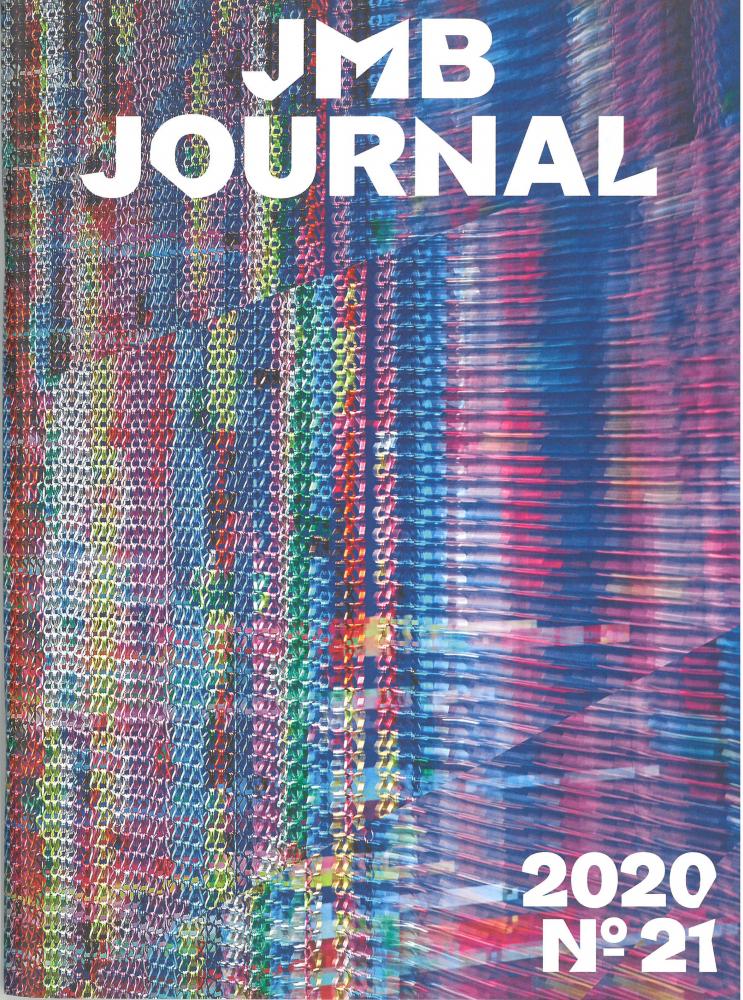 Cover des JMB Journals Nummer 21