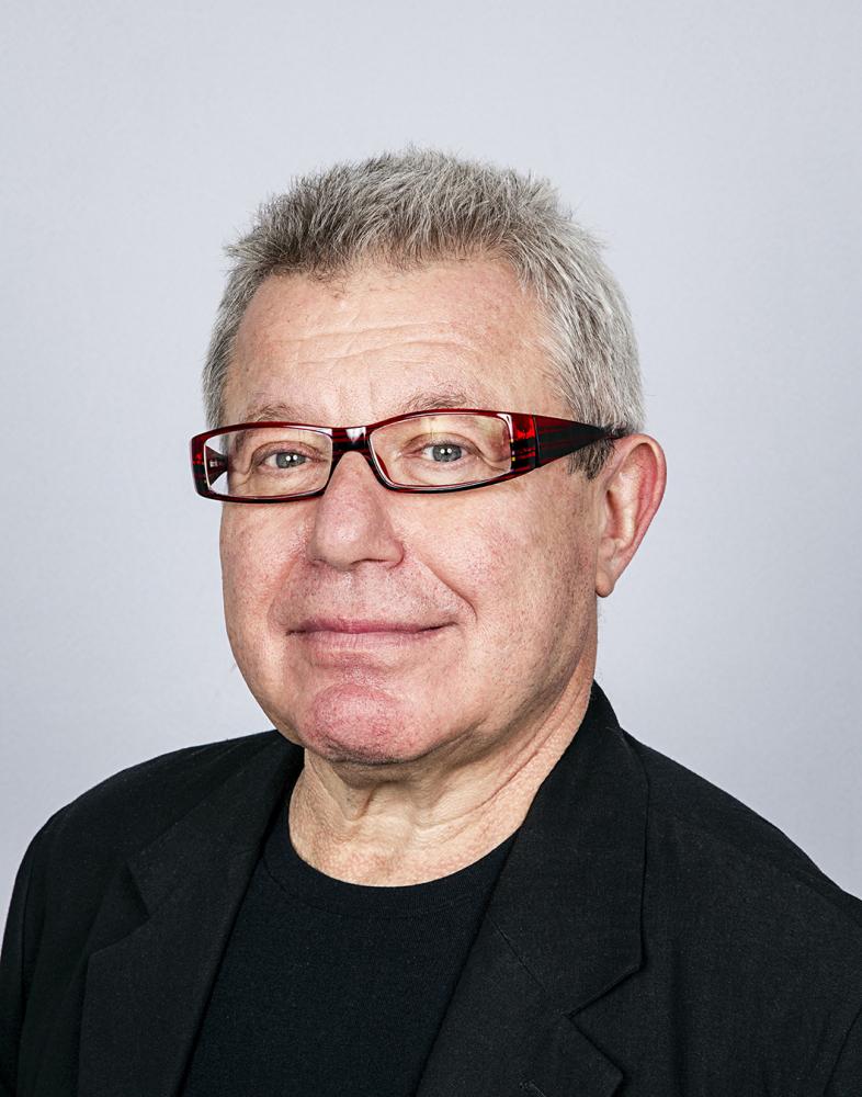 Porträt von Daniel Libeskind