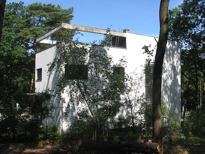 Picture of the Luckardt house