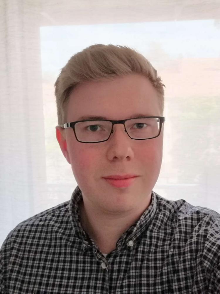 Selfie von Constantin Köhler