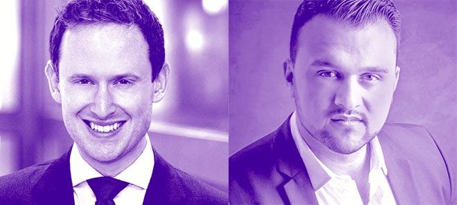 Zwei Porträts
