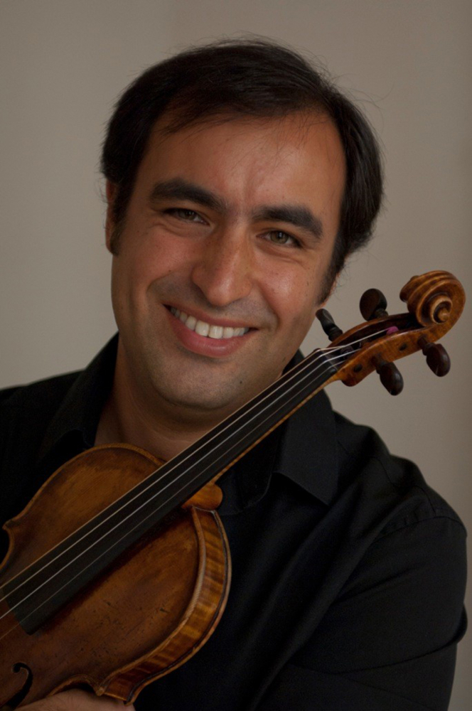 Porträt Alvaro Parra