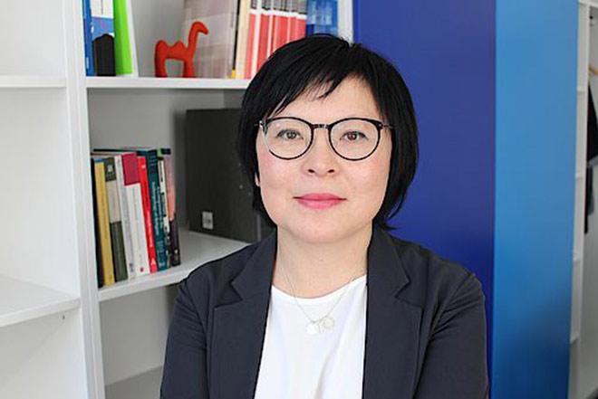 Portrait of Tsypylma Darieva