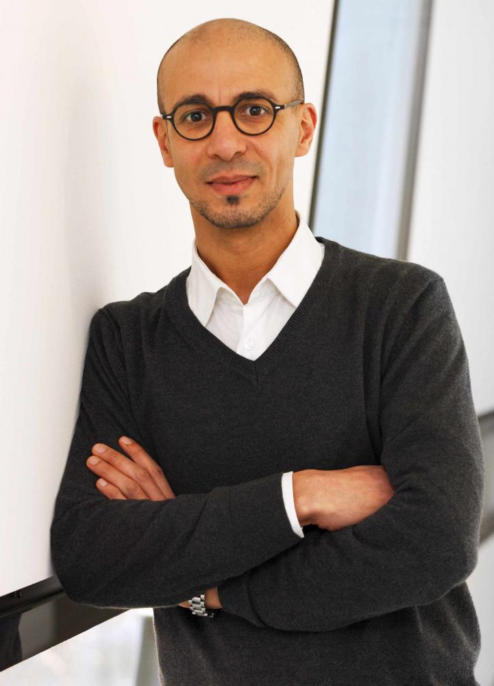 Porträtfoto von Walid Abdelgawad