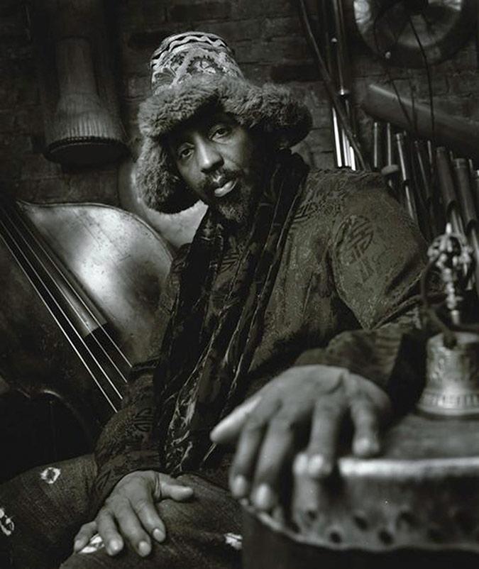 Porträtfoto von William Parker