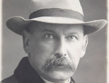 Portrait Ludwig Haas