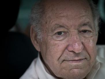 Photography: Portrait of an elderly man
