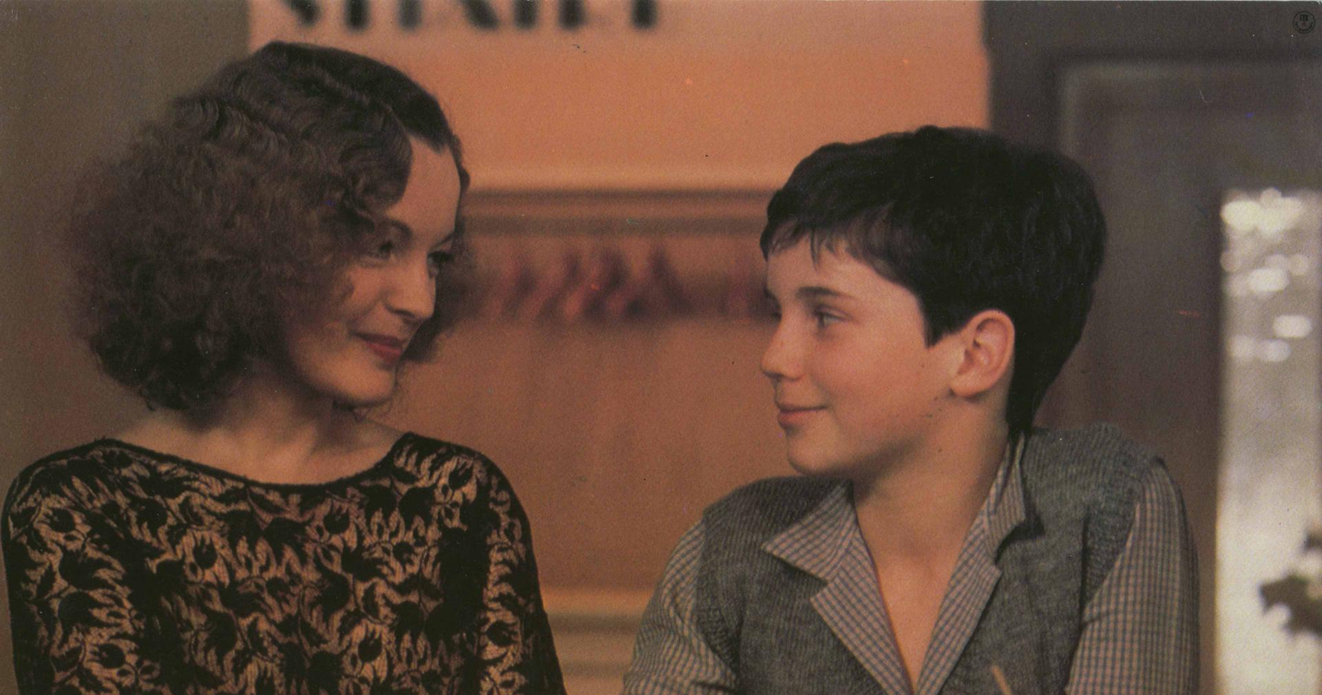 Szene from the movie