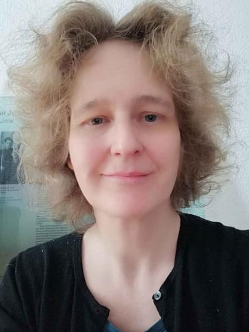 Selfie von Christiane Birkert