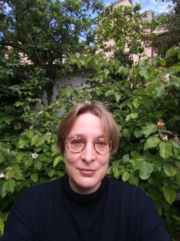 Porträt von Franziska Bogdanov