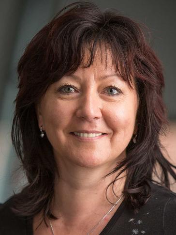 Porträt von Odette Büttow