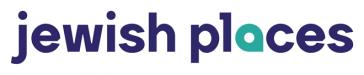 Jewish Places Logo