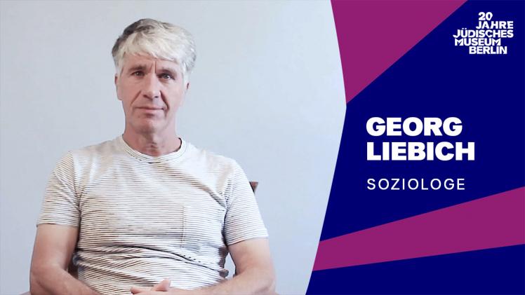 Porträtfoto von Georg Liebich