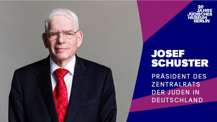 Porträtfoto von Josef Schuster